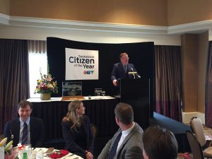 CTV SASKATOON CITIZEN OF THE YEAR-DAVID ARNOT