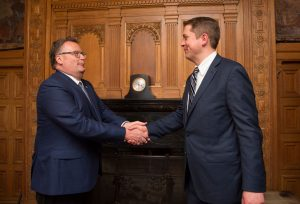 CONGRATULATIONS ANDREW SCHEER! A GREAT LEADER!