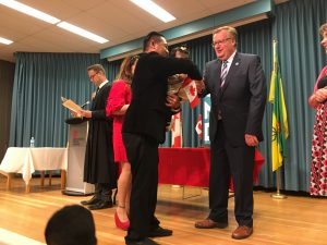 CANADIAN CITIZENSHIP CEREMONY-FRANCES MORRISON LIBRARY