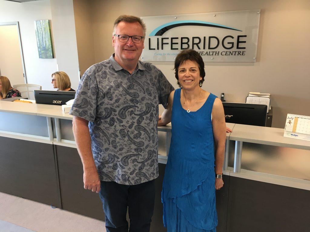 DR. SANDRA WEGNER-LIFEBRIDGE HEALTH CENTRE