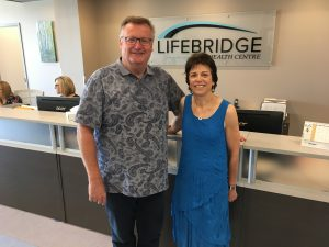DR. SANDRA WEGNER-LIFEBRIDGE HEALTH CENTRE