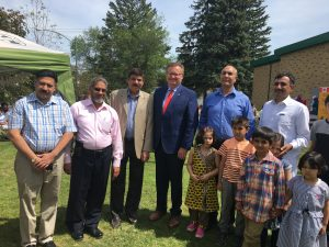 SASKATOON ISLAMIC CENTER CANADA DAY CELEBRATION