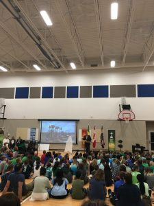 ST. KATERI TEKAKWITHA CATHOLIC SCHOOL GRAND OPENING