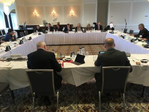 STANDING COMMITTEE ON FINANCE MEETING AT THE SHERATON CAVALIER