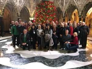 CANADIAN TIRE DEALERS & FRIENDS-TOUR OF HOUSE OF COMMONS