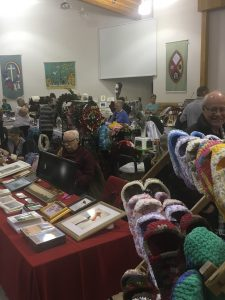 MCCLURE CHURCH CRAFT SALE