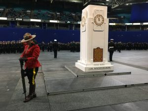 SASKTEL CENTRE REMEMBRANCE DAY