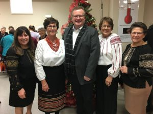 UCWLC ST. PETER & PAUL CHRISTMAS TEA