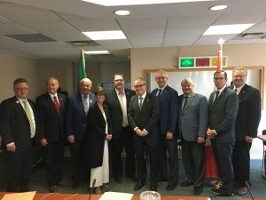 CANADA-IRELAND INTERPARLIAMENTARY GROUP AGM