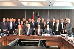 CANADA-ISRAEL PARLIAMENTARY FRIENDSHIP GROUP-AGM
