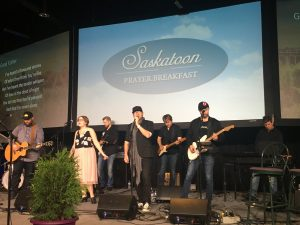 SASKATOON PRAYER BREAKFAST