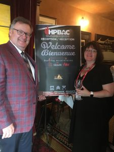 HEARTH, PATIO & BBQ ASSOCIATION RECEPTION