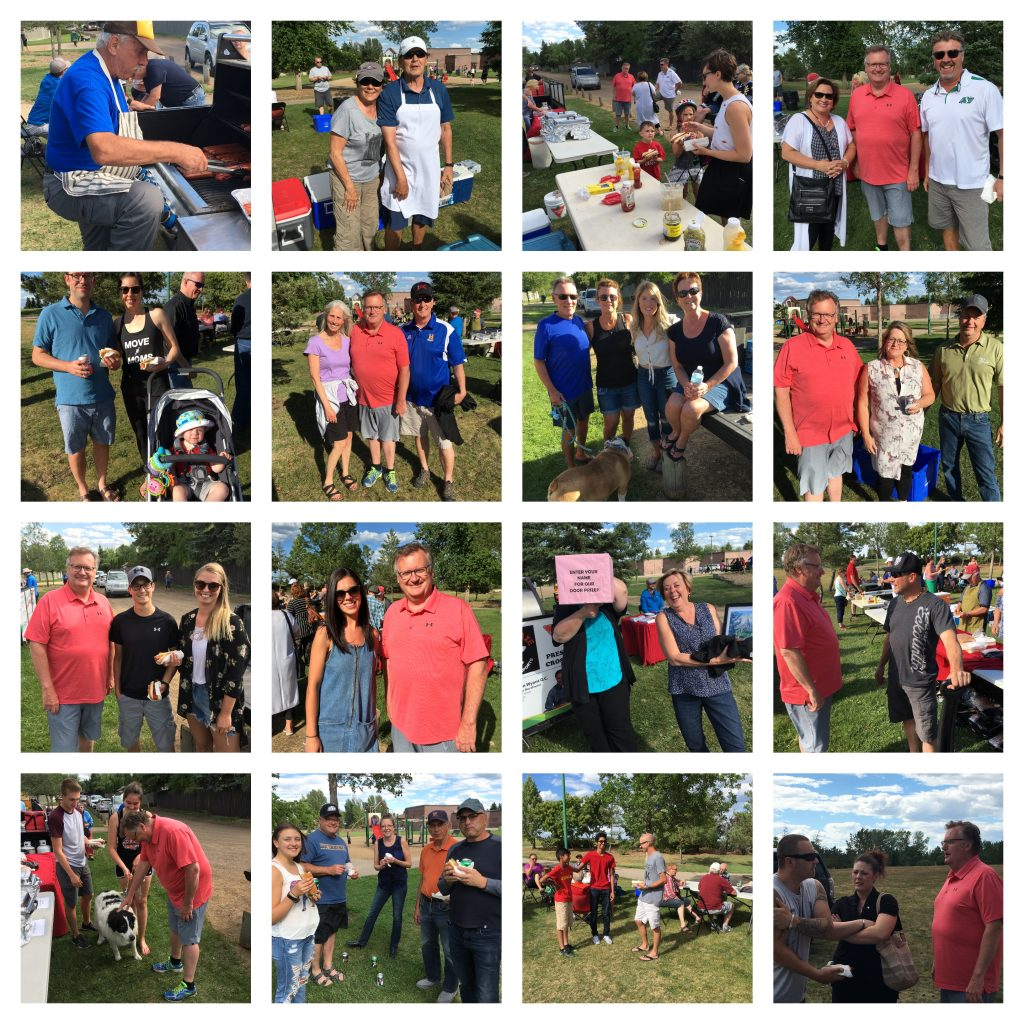 BBQ IN THE PARK FOR EAST COLLEGE PARK & BRIGHTON RESIDENTS