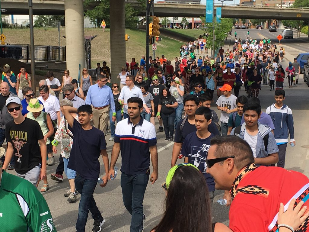 ROCK YOUR ROOTS WALK FOR RECONCILIATION