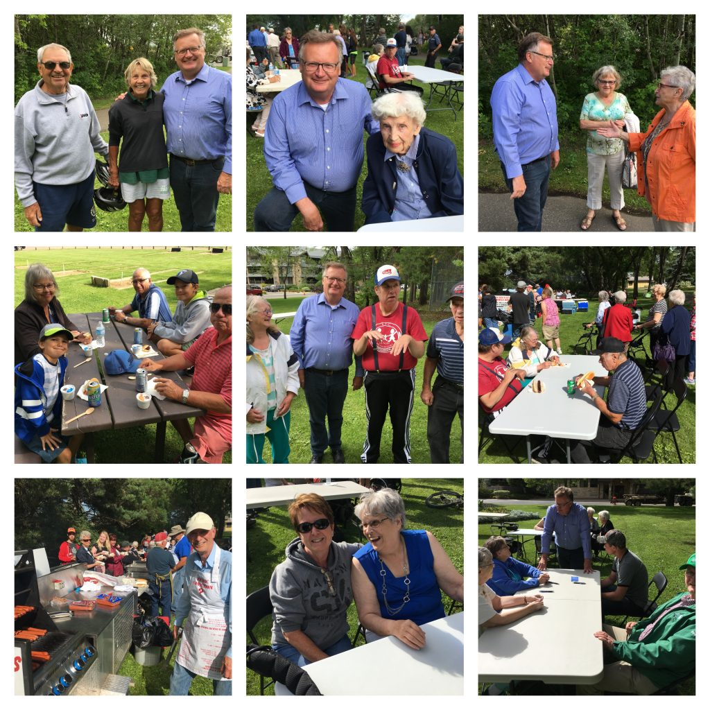 Nutana Kiwanis BBQ collage
