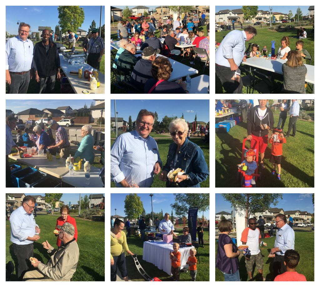 STONEBRIDGE COMMUNITY APPRECIATION BBQ