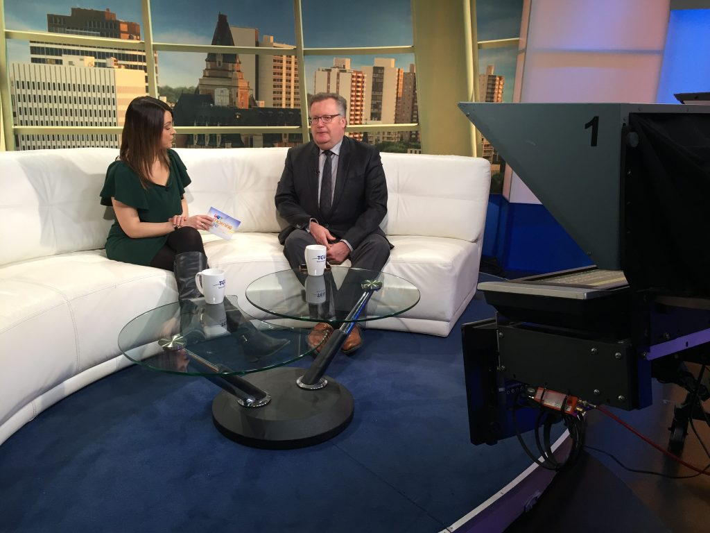 CTV INTERVIEW ABOUT THE HUMBOLDT BRONCOS