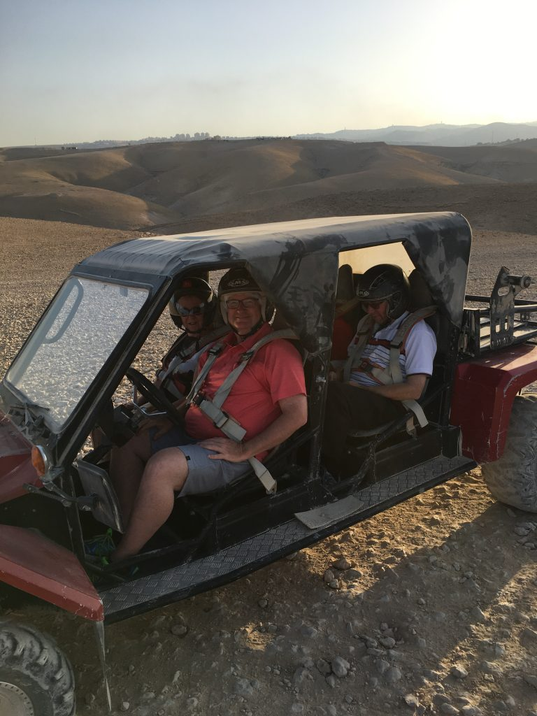Judean Desert ATV fun!