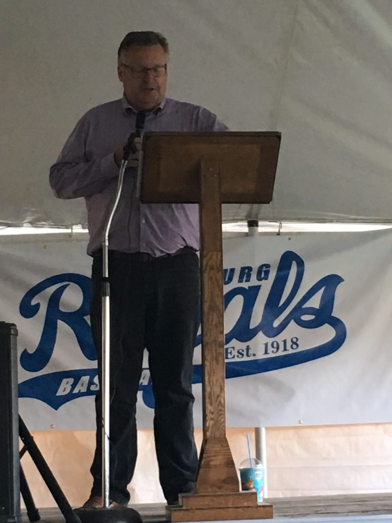 Marysburg Royals 100 Years of Baseball