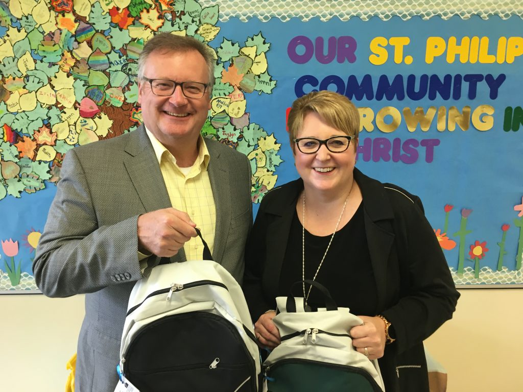 TELUS KITS FOR KIDS PROGRAM-BACKPACK PRESENTATION (12)