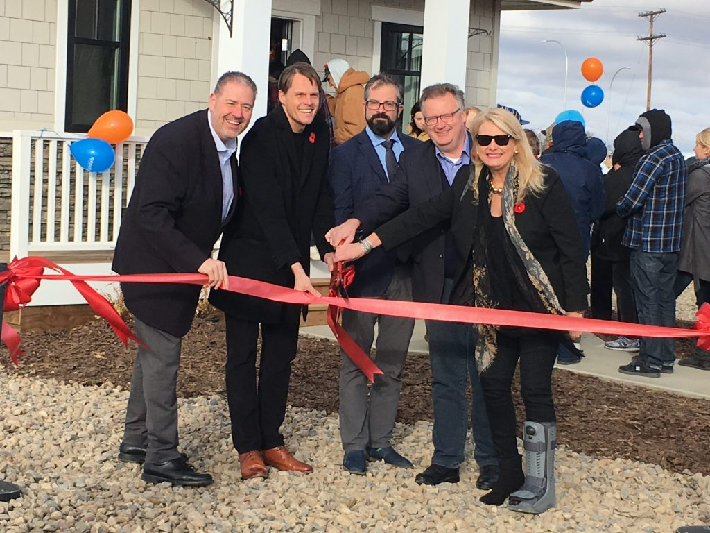 GRAND OPENING MEADOWS MARKET-ARBUTUS PROPERTIES