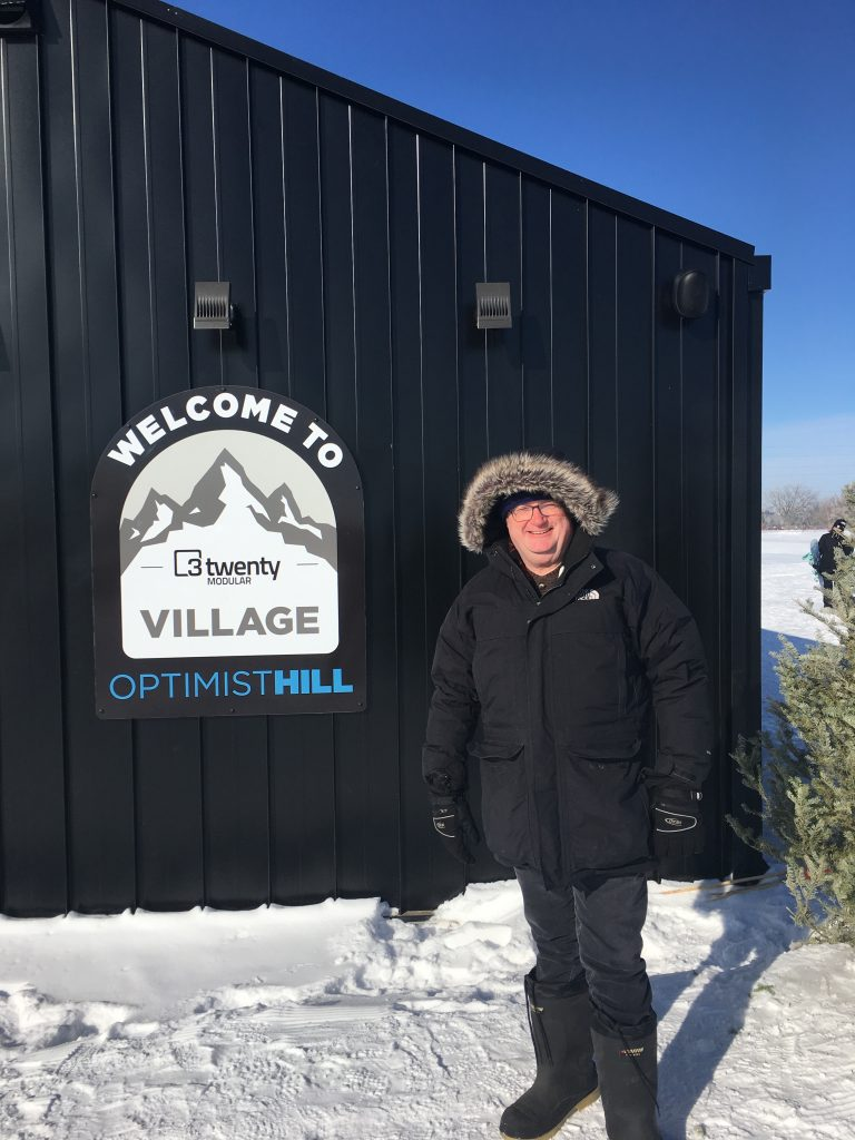 OPTIMIST HILL GRAND OPENING